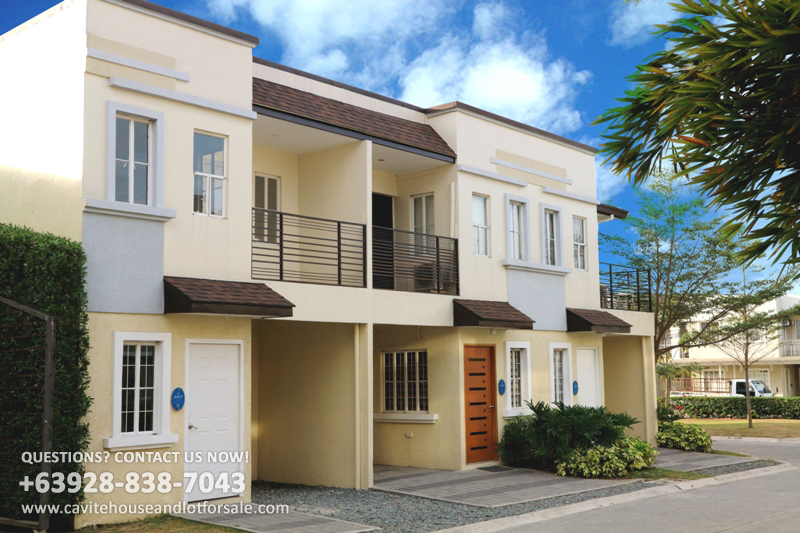 Lancaster New City Thea House Cavite House And Lot For Sale - View House Prices On Map In Us