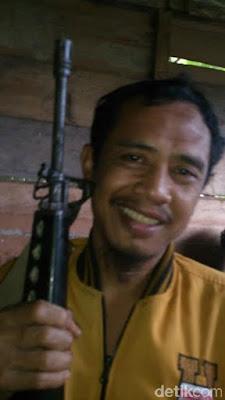 Inilah Profil dan Jejak Rekam Kejahatan Basri, Tangan Kanan Sekaligus Orang Kepercayaan Santoso