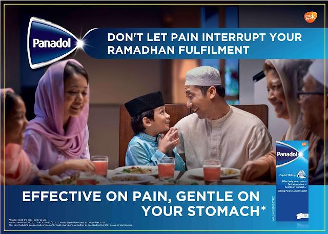 Panadol Brings Alive the Essence of Ramadan through Digital Short Film: 'Ketua'