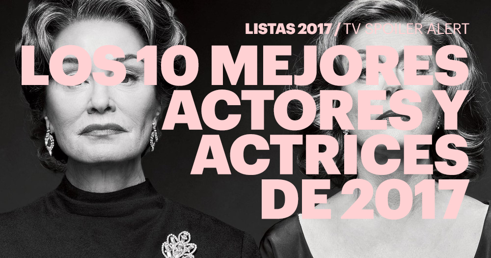 Susan Sarandon y Jessica Lange, protagonistas de 'Feud'