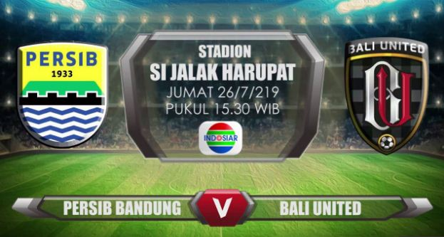 Prediksi Persib Bandung vs Bali United - Liga 1 Jumat 26 Juli 2019