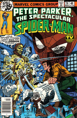 Spectacular Spider-Man #28, Carrion