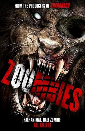 Zoombies 2016 Dual Audio Hindi 280MB BluRay 480p