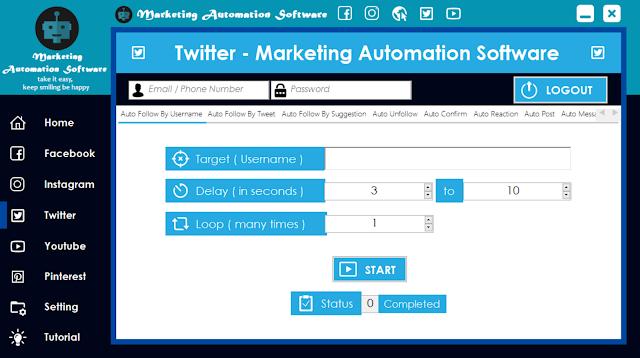 Cara Cepat Tambah Followers Berdasarkan Username di Twitter Secara Automatis