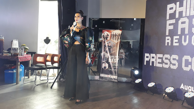 Philippine Fashion Revolution is brought to us by Lynn Bentsen Fashion and Talent Academy. If you need to help in basic fundamentals in modelling, they offer workshops on ramp modelling, acting, dancing, pageantry and more.