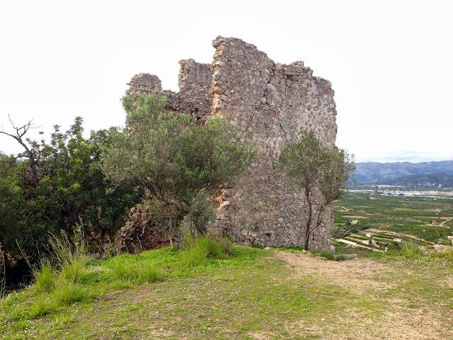 Torre de l'Homenatge, Castell del Rebollet