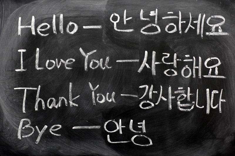 sound of text korea to mp3