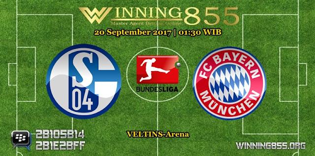 Prediksi Skor Schalke vs Bayern Munchen