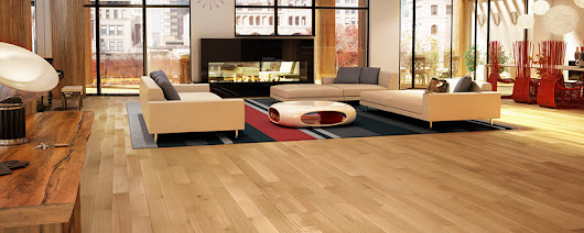 Why wooden flooring is used instead of carpets ?