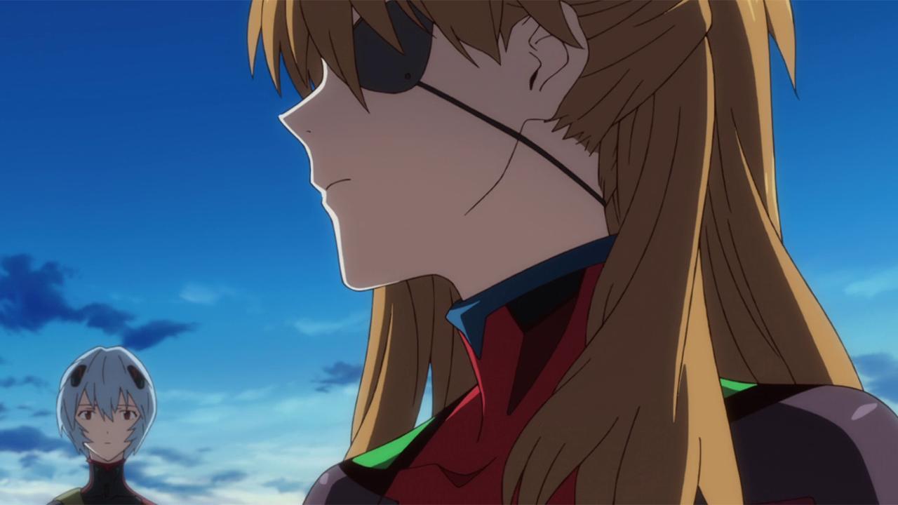 Evangelion: 3.0+1.0 Thrice Upon a Time Sub Español HD