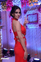 Alankrita new actress in Red Deep Neck Gown Stunning Pics ~  Exclusive Galleries 027.jpg