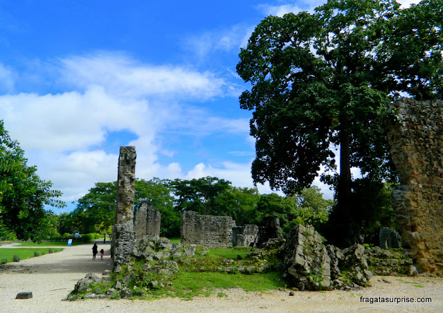 Ruínas de Panamá Viejo, Panamá