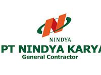 Lowongan PT Nindya Karya (Persero) November 2020