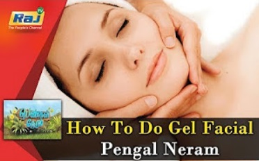 How To Do Gel Facial | Pengal Neram