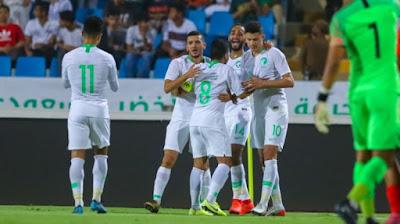 مشاهدة مباراة السعودية وأوزبكستان بث مباشر اليوم 14-11-2019 في تصفيات امم اسيا