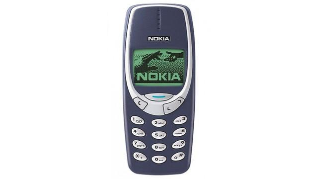 Com fama de indestrutível, Nokia 3310 deve ser relançado após 17 anos