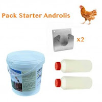 Appi Pack Starter Androlis L pour poules