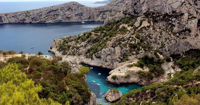 Parque Nacional Calanques