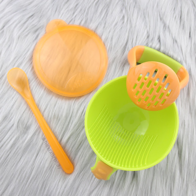 Nuby Garden Fresh Mash n Feed  |  Lusterhood