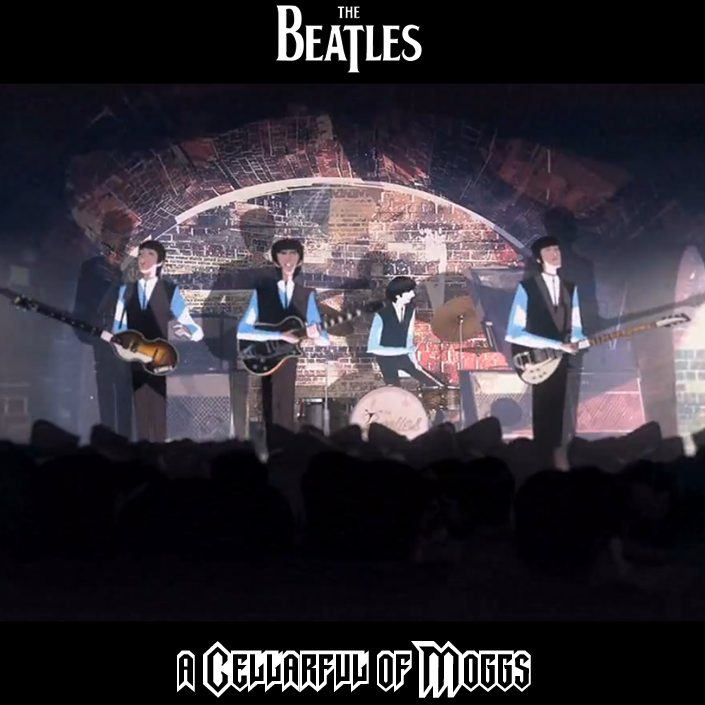 bootleg addiction: Beatles: A Cellarful Of Moggs