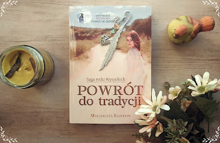 """""""Powrót do tradycji"""" Małgorzata Kasprzyk. Patronat"""