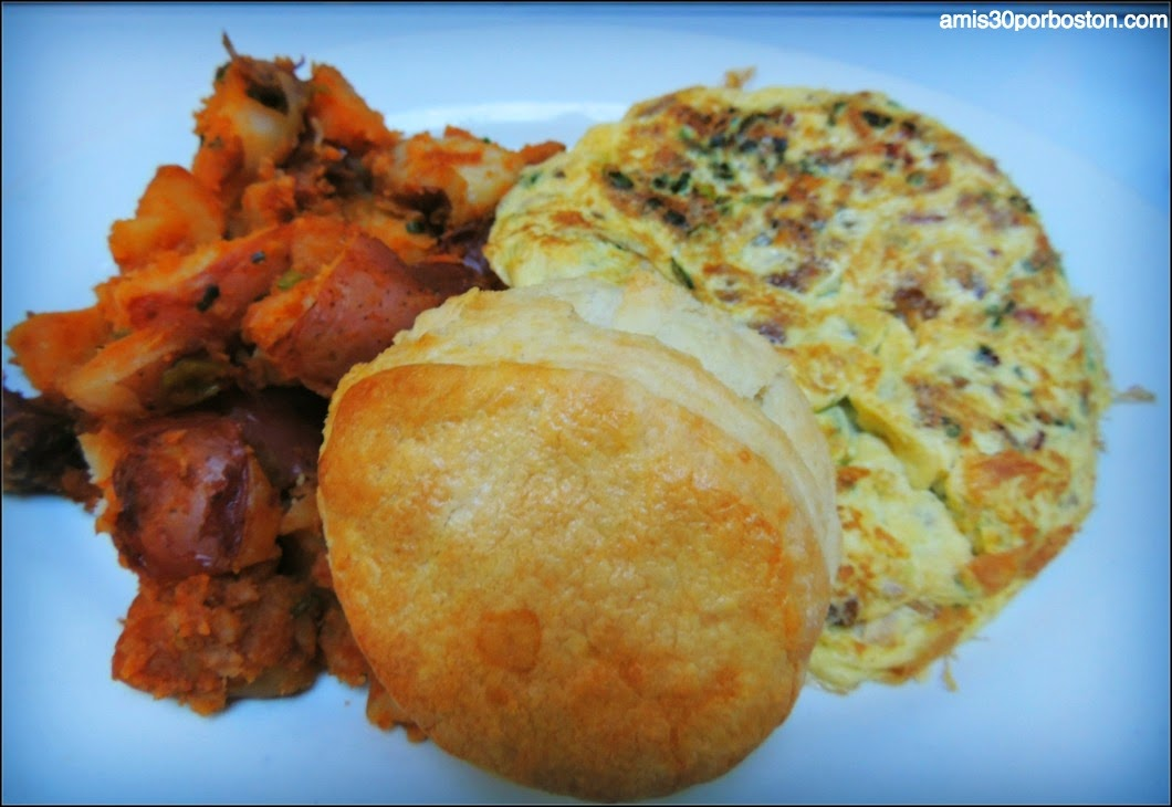 Brenda´s French Soul Food: Hangtown Fry