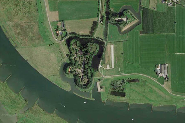 New Dutch Waterline Fort Honswijk and Lunet aan de Snel