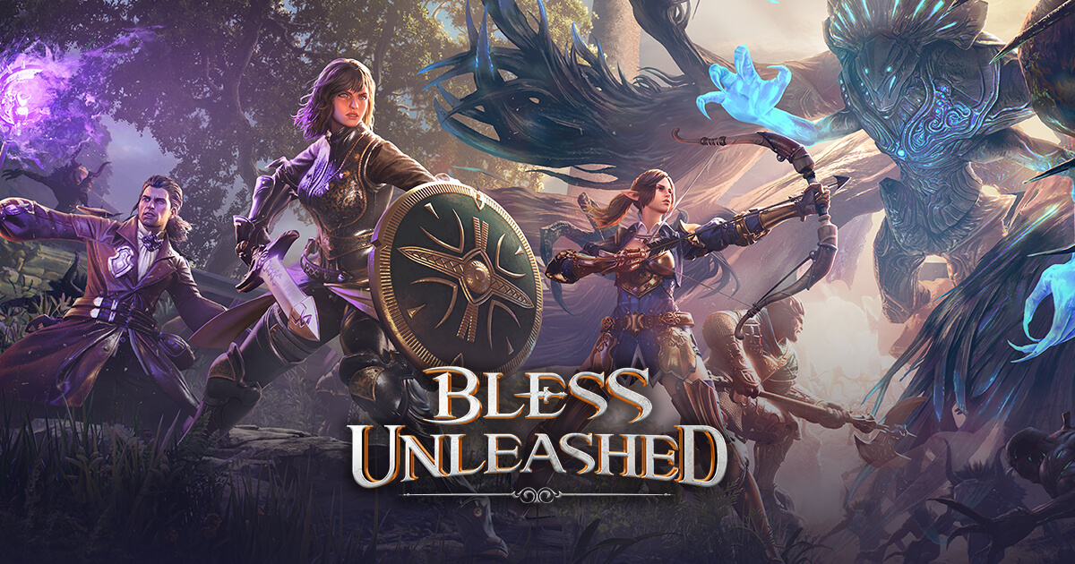 """Action MMORPG Bless Unleashed New Content Update """"The Spear of Salvation"""" Lands Today for PlayStation 4 and Xbox One Players"""