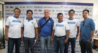 Launching Persib Berlangsung Dua Hari, Sabtu-Minggu 17-18 Maret 2018