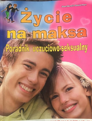 Książka wspierająca edukację seksualną