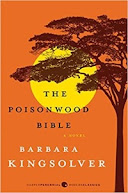 The Poisonwood Bible by Barbara Kingslover (Book cover)