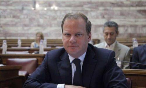 Το Υπουργείο Υποδομών και Μεταφορών προχώρησε στην ανακήρυξη της εταιρείας Μυτιληναίος Α.Ε. ως προσωρινού Αναδόχου για τις εργασίες ολοκλήρωσης του οδικού άξονα Άκτιο – Αμβρακία.