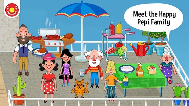 Pepi House Hileli Mod APK v1.0.89