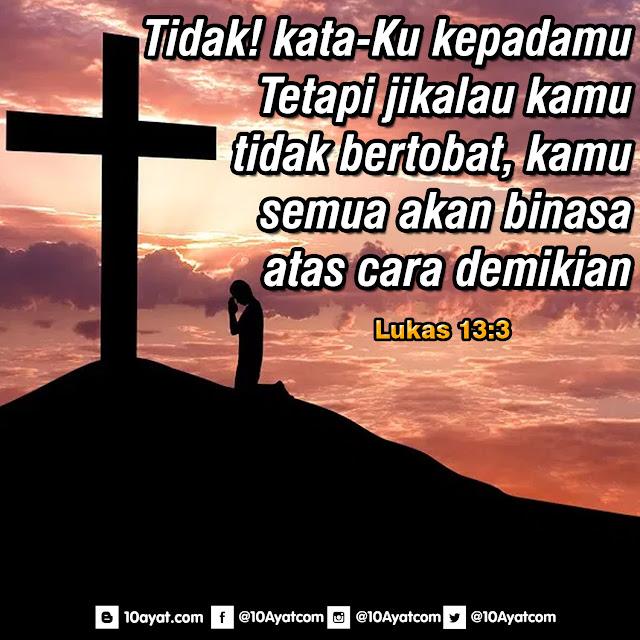 Lukas 13:3