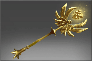 Rubick - Golden Staff of Perplex