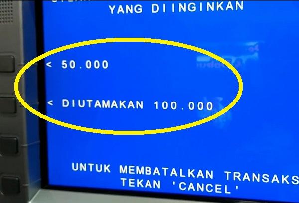 Tarik Tunai Lewat ATM BCA: Langkah Kedua 4