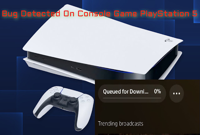 Bug Detected On Latest PlayStation 5 Game Console