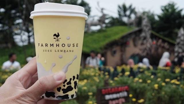 Farm House Lembang, Tempat Liburan Keluarga Penuh dengan Keunikan