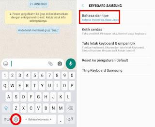Cara Menambahkan Huruf Arab di Android