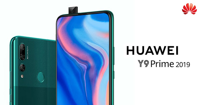 Huawei Y9 Prime 2019 india launched,price,features