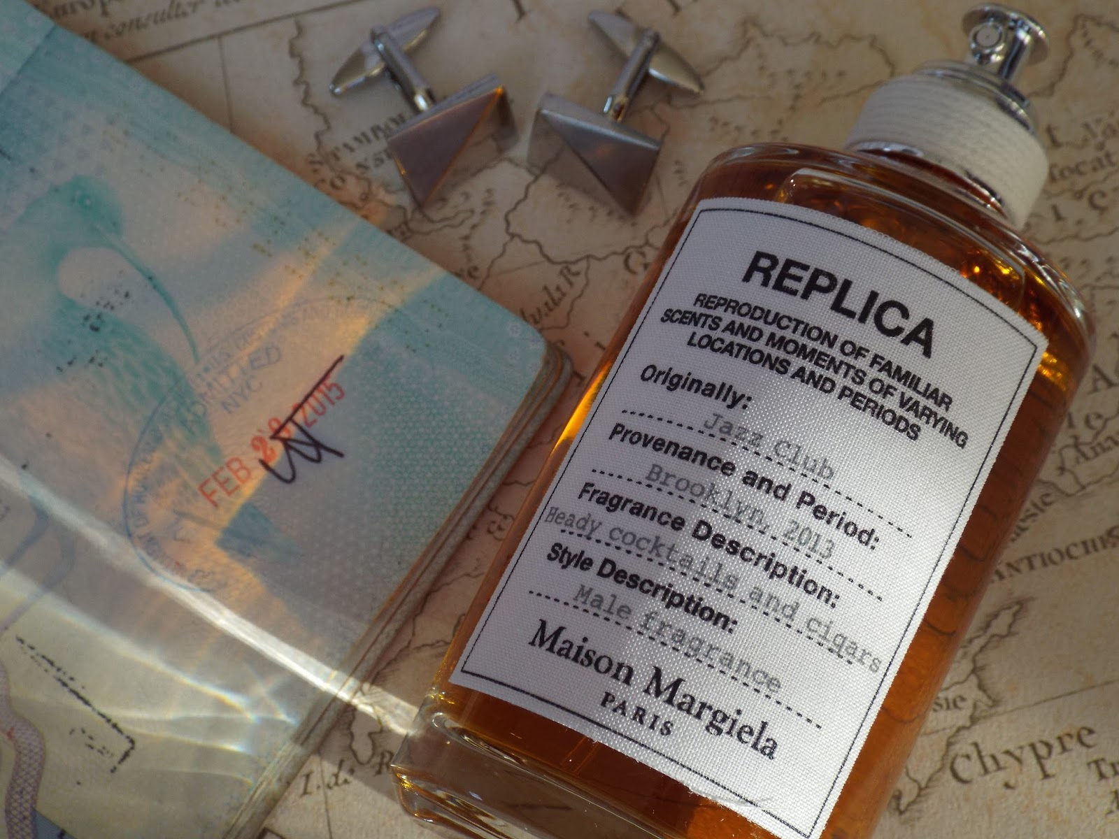 Maison Margiela, Replica Eau De Toilette, Jazz Club Review