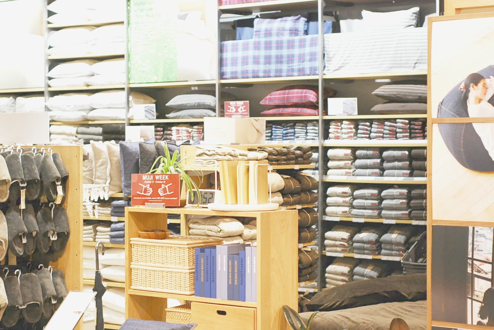 MUJI Yorkdale Shopping Centre Opening New Expansion