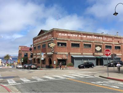 Roadtrip USA - on the road again - Monterey