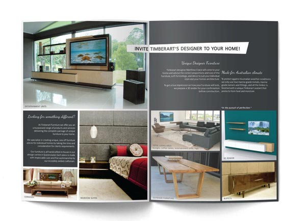 Rumah Kayu 25 Modern Furniture Catalogue & Brochure Designs - Jayce-o