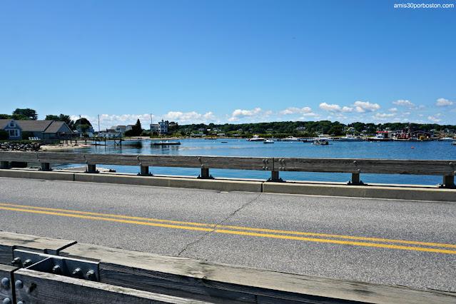 Bailey Island en Harpswell, Maine