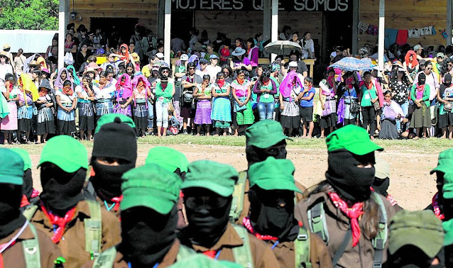 Tomada de primiciaqro.com/wp-content/uploads/2020/01/Zapatistas-1140x675.jpg