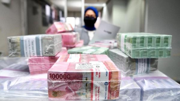 Dana Titipan Negara di Bank Himbara 'Beranak', Ini Buktinya