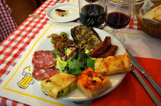 산레모의 작은 식당 Il Mulattiere