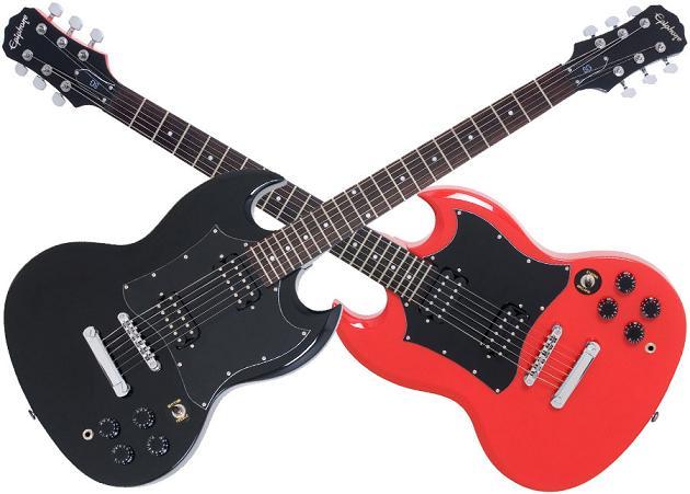 jl guitar collection epiphone sg series g 310. Black Bedroom Furniture Sets. Home Design Ideas