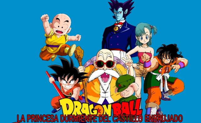 Dragon Ball: La Princesa Durmiente del Castillo Embrujado (1/1) (605MB) (HDL) (Latino) (Mega)